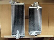 Suzuki RMZ250 Psychic Radiator Left Right RMZ 250 2007 2008 2009 07-09 Near New