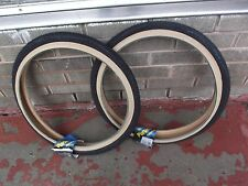 pair 20 x1.75 Panaracer HP406 Black Freestyle skinwall BMX tire fits hutch gt