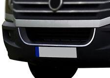 BARETTE BAGUETTE ENTOURAGE PARE CHOC INOX CHROME VW CRAFTER W906 2007+