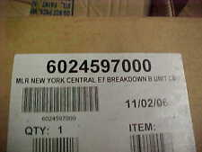 LIONEL,,,,# 24597---------NYC E-7 BREAKDOWN B UNIT WITH RAILSOUNDS