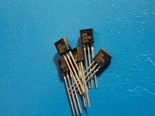 MOTOROLA 2N3904 SMALL SIGNAL  NPN BIPOLAR TRANSISTOR PK OF = 5