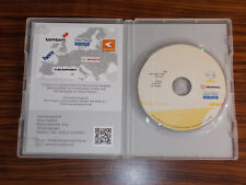 NAVTEQ bmw 65 90 2 409 941 Europa business software 2 DVDs 2016 sa606 1er e81 82