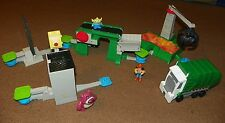 Mattel Action Links TOY STORY 3 Play Stunt Set JUNK YARD ESCAPE Woody Lotso