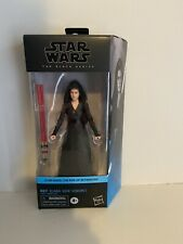 "STAR WARS The Black Series 6"" REY (Dark Side Vision) Rise of Skywalker IN HAND"