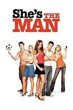 She's the Man (DVD, 2013) NEW