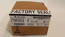 New Allen Bradley 1794-1B16 Ser A Factory Sealed