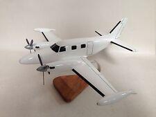 Piper Pa-31 Cheyenne II Airplane Desktop Wood Model