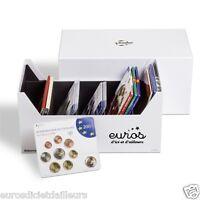 Box Intercept pour sets et/ou coffrets de monnaies euros, cartes... - LEUCHTTURM