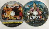 Far Cry 2 & 4 /  Disc Bundle / PS3 Playstation 3