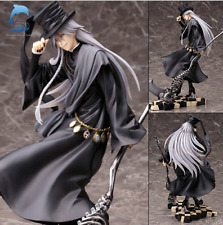1x Black Butler Kuroshitsuji Book of Circus ARTFX J Undertaker Figure Kid Toy