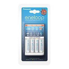 Panasonic Eneloop cargador 4x AA 1900mah pila Bq-cc55e Mignon