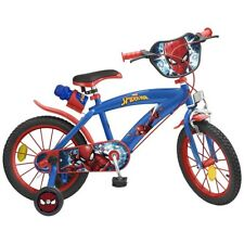 "Bike 14 "" Spiderman Disney boy kid bicycle 14 inch New"