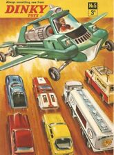 GIOCATTOLI - Catalogo Dinky Toys 1969 (eng) - DVD