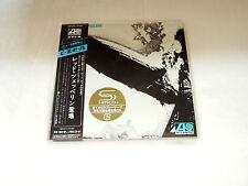 Led Zeppelin JAPAN Led Zeppelin (1969) Mini LP SHM-CD