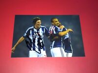 WBA. WEST BROM. WEST BROMWICH ALBION HAND SIGNED PHOTO. 6X4. BILLY JONES.