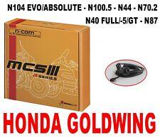 N-Com Nolan Basic Kit Mcs III x N104 - N44 - N100-5 - N70-2 Honda Goldwing