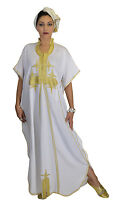 Caftan Kaftan Dress Abaya Blouse African Moroccan Clothing Middle East Muslim