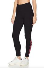 Adidas Womens Black Linear Leggings Sz M 7920
