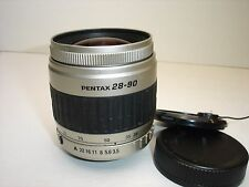 PENTAX Pentax SMC- FA 28-90mm f/3.5-5.6 AF Lens  SN6665561  AS IS