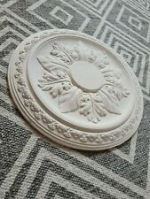 Plaster Ceiling rose, victorian