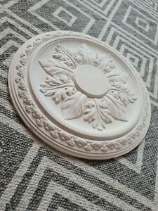 Plaster Ceiling rose, victorian