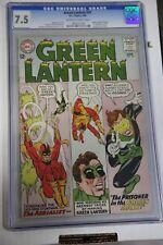 Green Lantern #35 CGC 7.5!