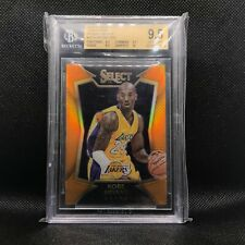 2016 Panini VIP Oro Chrome Base KOBE National BRYANT LAKERS JERSEY BLANCO #1