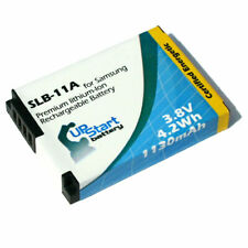 Battery for Samsung EX1, ST1000, SLB 11A, WB5000, ST5000, SAC 48