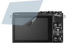 Nikon 1 J5 (2x) Lámina Protectora cc protección para la pantalla