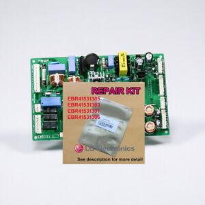 NEW LG Fridge Control board repair kit for-EBR41531305, EBR41531301, EBR41531303