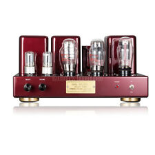 Hi-Fi 2A3 Vacuum Tube Integrated Amplifier Class A Single-Ended Stereo Power Amp