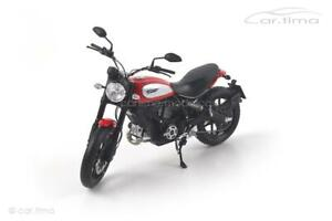 Ducati Scrambler Icon Rosso Ducati TSM 1:12 TSMMC0004