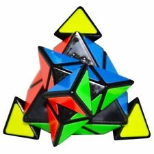 Triangle Pyramid Pyraminx Puzzle Magic Rubik's Cube Toy A Great Gift IdeaFrom UK