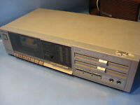 Technics Tape Stereo Kassette,RS D400 Dolby in Silber mit allen Funktionen