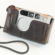 Contax T2 Patagonean  Case 100% hand made