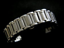 Original ZENITH Port Royal Stainless Steel Watch Bracelet Ladie's 16mm New