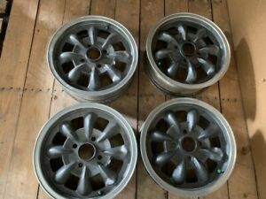 SHELBY WHEELS FOR SAAB MONTE CARLO OR OTHERS