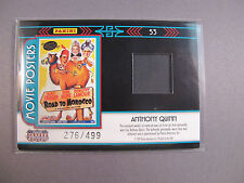 Anthony Quinn Relic Card 2011 Panini Americana #'D 276/499 Road To Morocco