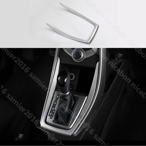 fit for HYUNDAI Elantra 2011-2016 stainless Gearshift Outer Panel Cover trim