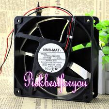 NMB 4715KL-04W-B30 fan 120*120*38mm DC12V 0.72A 2pin #M2077 QL