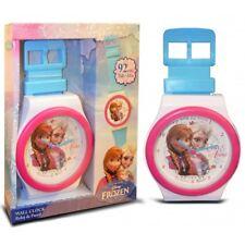 Disney Frozen Wall Clock Tall 92cm Wrist Watch Style Clock Ideal Gift For Girls
