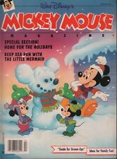 Mickey Mouse Magazine Winter 1990 092118AME2