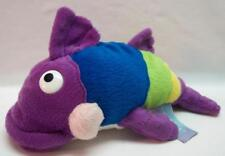 "Fiesta The Fish Philosophy PETE THE PERCH FISH 8"" Bean Bag STUFFED ANIMAL Toy"