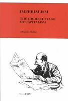 Imperialism the Highest Stage of Capitalism, Paperback by Lenin, V. I., Like ...