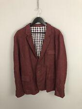 GANT Jacket/Blazer - 50R - Burgundy - Wool - Great Condition - Men's