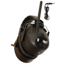 Protección de ruido Protectores de oídos los defensores manguitos con radio FM y MP3 Jack Nuevo Y En Caja