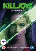 Neuf Killjoys Saison 4 DVD (8317942)