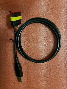 Valence U-CHARGE XP U27-12XP Lithium 12V Battery USB Data Diagnostic Cable