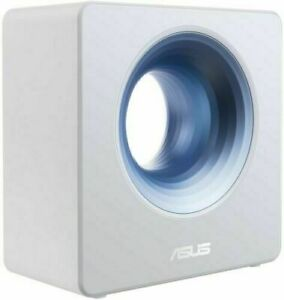 ASUS - AC2600 Dual-Band Wi-Fi Router - Blue/white
