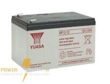 Batterie Jouet Yuasa Np12-12fr 12v 12ah 151x98x97.5mm Flamme RETARDANT